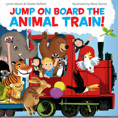 Jump on board the animal train