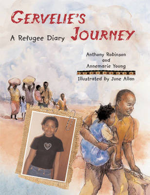 Gervelie's journey : a refugee diary | TheBookSeekers