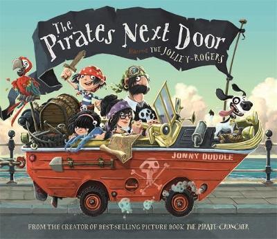 The pirates next door | TheBookSeekers