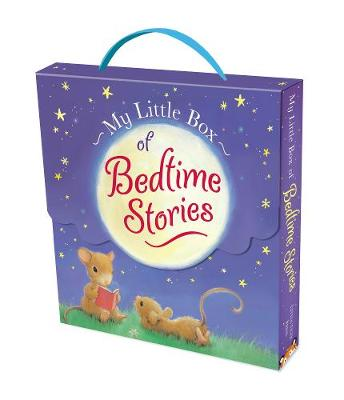 My little box of bedtime stories.