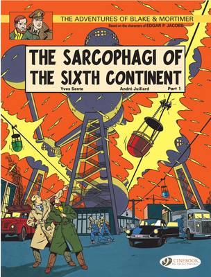 The sarcophagi of the sixth continent. Part 1