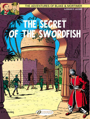 The Secret of the Swordfish. Part 2 Mortimer's Escape | TheBookSeekers