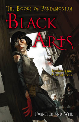 Black arts : the books of pandemonium