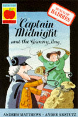 Captain Midnight and the granny bag