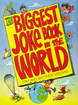 The biggest joke book in the world