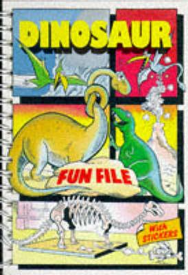 Dinosaur fun file