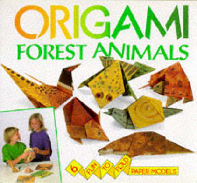 Origami forest animals: 6 fun to fold paper models