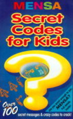 Mensa secret codes for kids