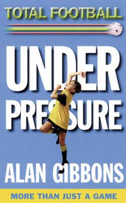 Under pressure.