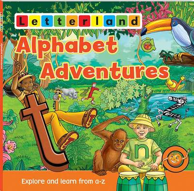 Alphabet adventures.