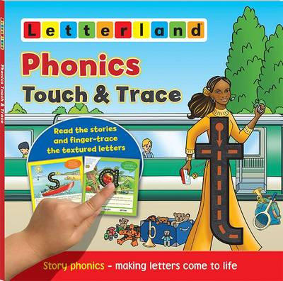 Phonics touch and trace