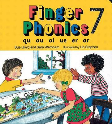 Finger phonics. 7