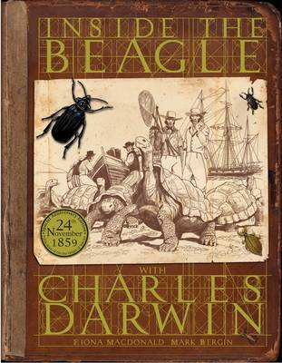 Inside the Beagle with Charles Darwin