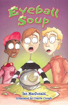 Eyeball soup ; : Magut the alien