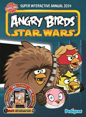 Angry Birds Star Wars Super Interactive Annual 2014