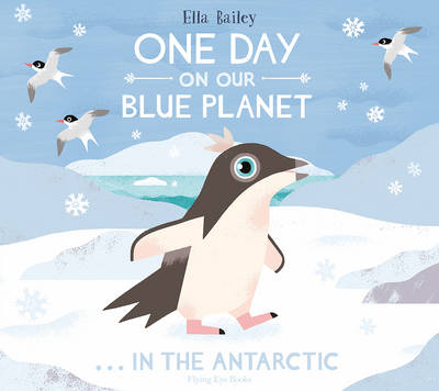 One Day on Our Blue Planet: In the Antarctic   TheBookSeekers